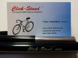 Click-Stand by Tom Nostrant